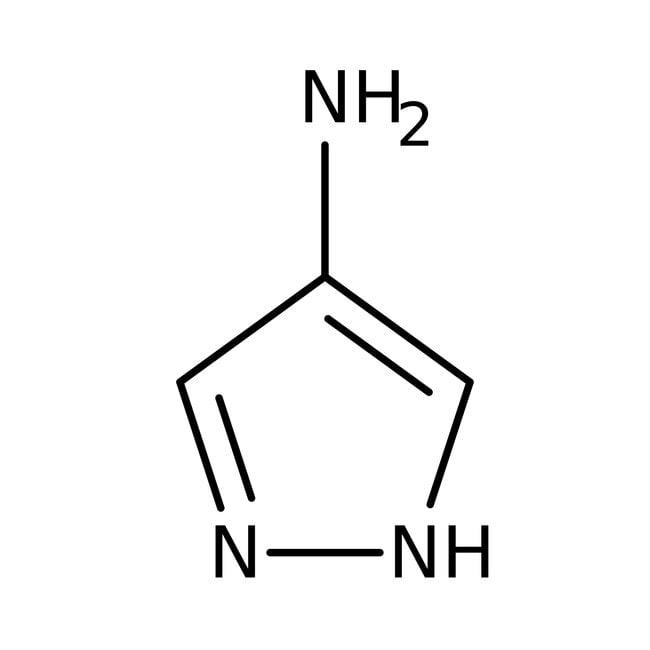 Alfa Aesar™4-Amino-1H-pyrazole, 95% 500mg Alfa Aesar™4-Amino-1H-pyrazole, 95%