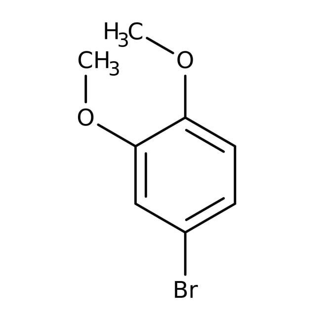 4-Bromoveratrole, 97%, ACROS Organics™
