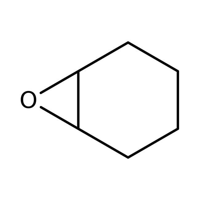 Cyclohexene oxide, 98%, ACROS Organics™ 500mL; Glass bottle Cyclohexene oxide, 98%, ACROS Organics™
