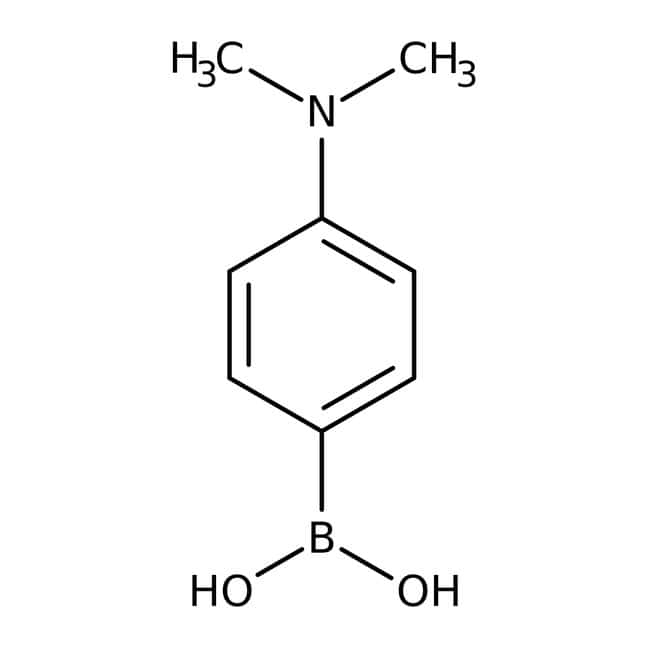 4-(N,N-Dimethylamino)phenylboronic acid, 96%, ACROS Organics™ 2.5g 4-(N,N-Dimethylamino)phenylboronic acid, 96%, ACROS Organics™