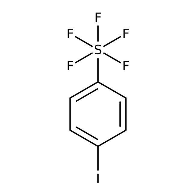 4-Iodophenylsulfur Pentafluoride 94.0+%, TCI America™