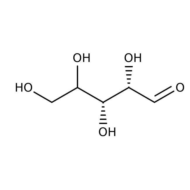 D-(-)-Arabinose (White Powder), Fisher BioReagents
