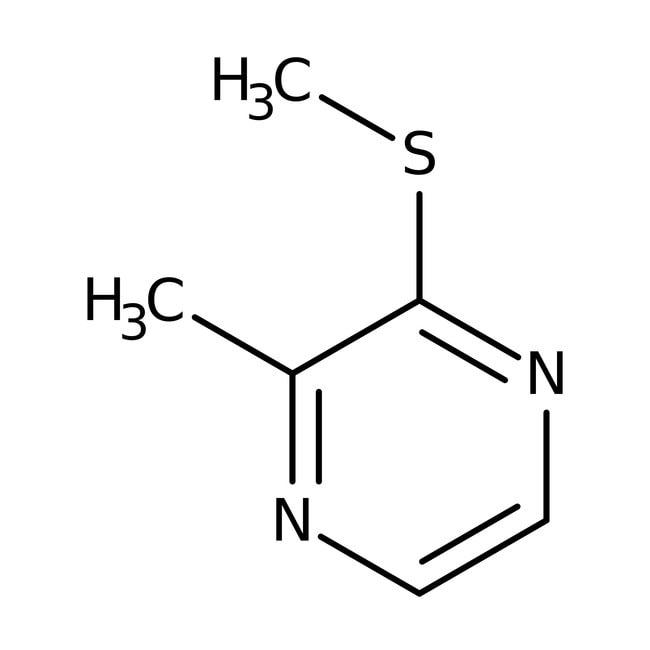 Alfa Aesar™2-Methyl-3-(methylthio)pyrazine, 99% 25g prodotti trovati