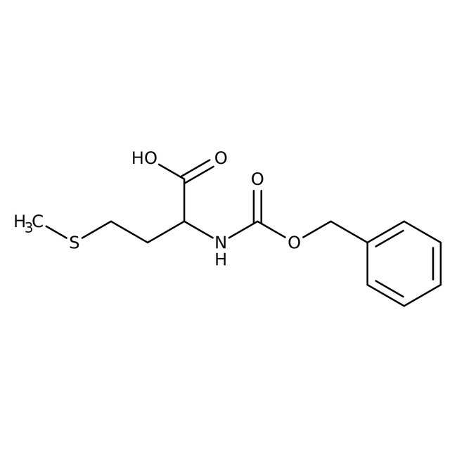 N-Carbobenzoxy-D-methionine 98.0 %, TCI America