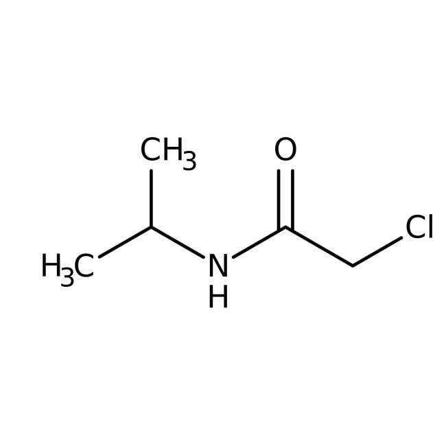 Alfa Aesar  N-Isopropyl-2-chloroacetamide, 97%