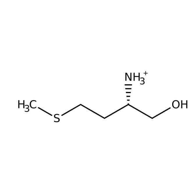L-Methioninol, 99+%, ACROS Organics™ 1g; Glass bottle L-Methioninol, 99+%, ACROS Organics™