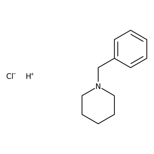 Alfa Aesar™1-Benzylpiperidine, 98% 50g Alfa Aesar™1-Benzylpiperidine, 98%