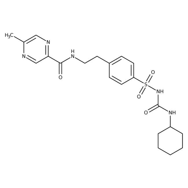 Glipizide, 98+%, ACROS Organics