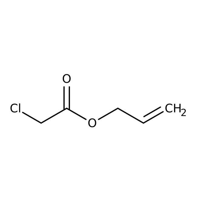 Allyl chloroacetate, 98%, ACROS Organics