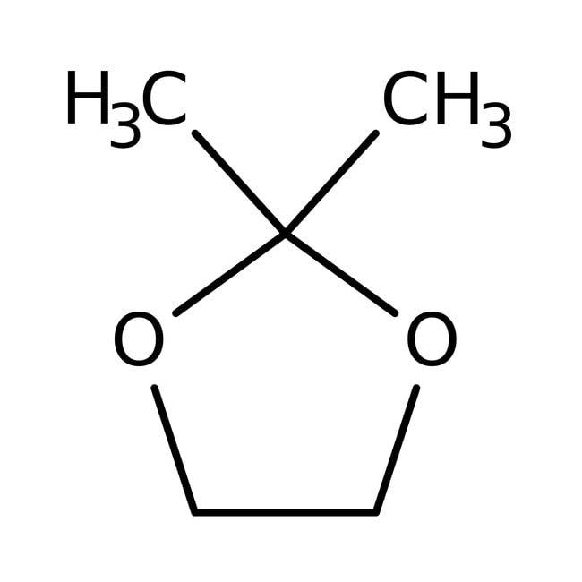 2,2-Dimethyl-1,3-dioxolane 99%, ACROS Organics