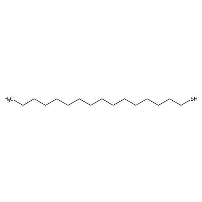 n-Hexadecyl mercaptan, 90%, technical, ACROS Organics™