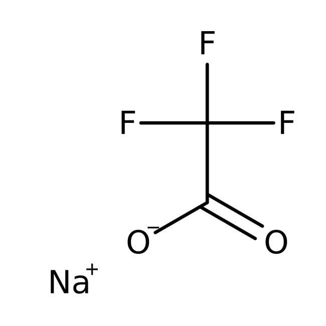 Trifluoroacetic acid, sodium salt, 97%, Acros Organics