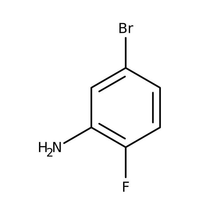 Alfa Aesar™5-Bromo-2-fluoroaniline, 98%