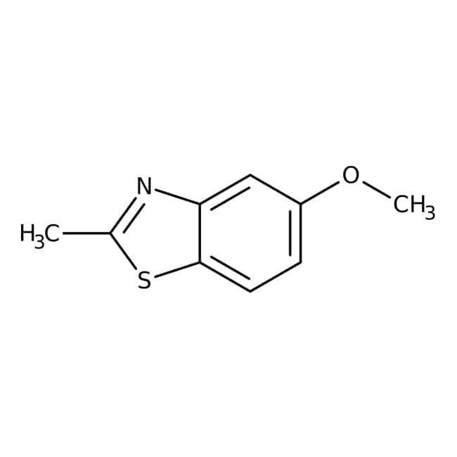 5-Methoxy-2-methylbenzothiazole 98.0+%, TCI America™