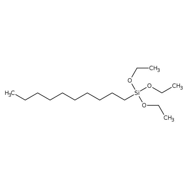 Alfa Aesar™ n-Decyltriethoxysilane, 98%: Other Inorganic Compounds Chemicals