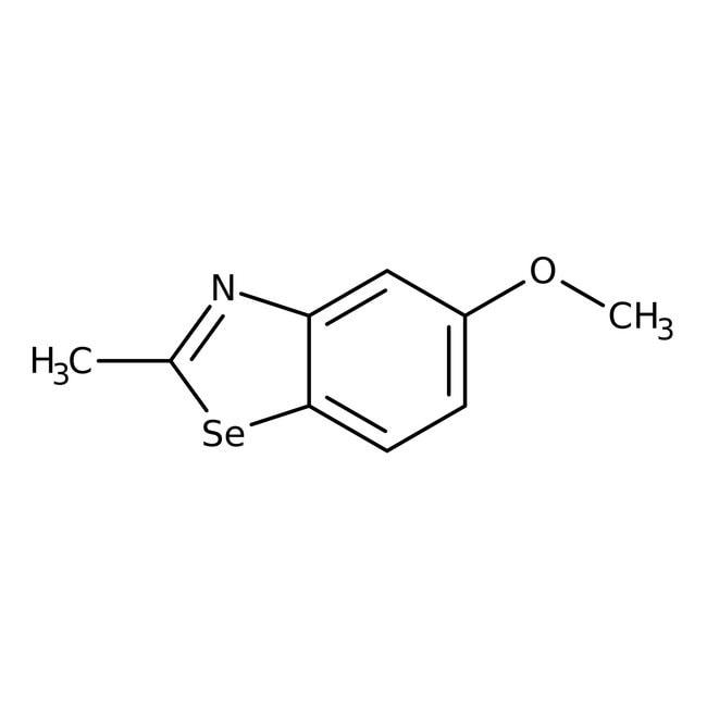 5-Methoxy-2-methylbenzoselenazole 96.0+%, TCI America™