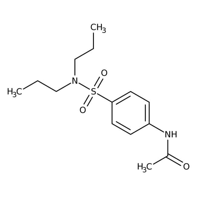 Alfa Aesar™4'-(Di-n-propylsulfamoyl)acetanilide, 97%