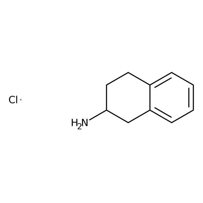 Alfa Aesar  1,2,3,4-Tetrahydro-2-naphthylamine, 97%