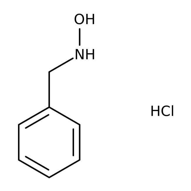 N-Benzylhydroxylamine hydrochloride, 98%, Acros Organics