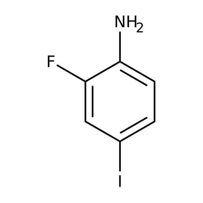 Alfa Aesar  2-Fluoro-4-iodoaniline, 99%