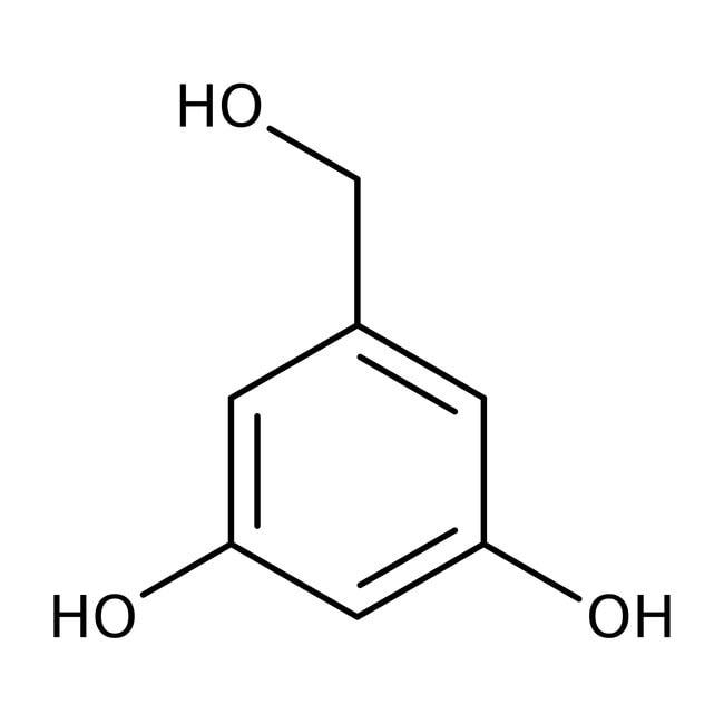 3,5-Dihydroxybenzylalkohol, 98%, ACROS Organics™ 25 g-Glasflasche 3,5-Dihydroxybenzylalkohol, 98%, ACROS Organics™
