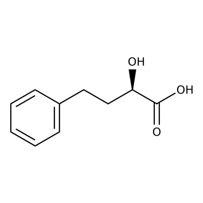 (R)-2-Hydroxy-4-phenylbutyric Acid 98.0+%, TCI America™