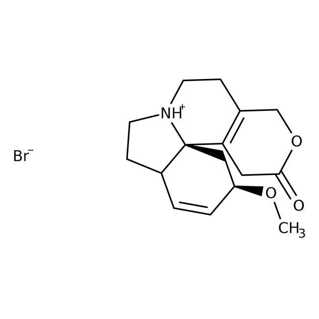 Dihydro-β-erythroidine hydrobromide, Tocris Bioscience™ 50mg Dihydro-β-erythroidine hydrobromide, Tocris Bioscience™