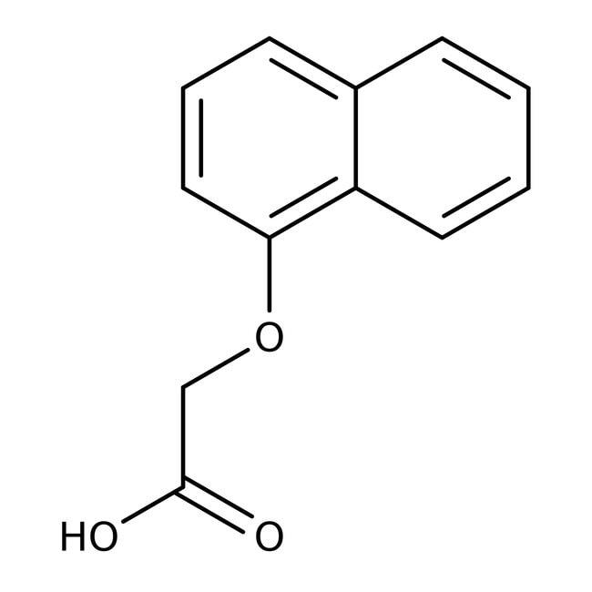 Alfa Aesar™1-Naphthoxyacetic acid, 98+%