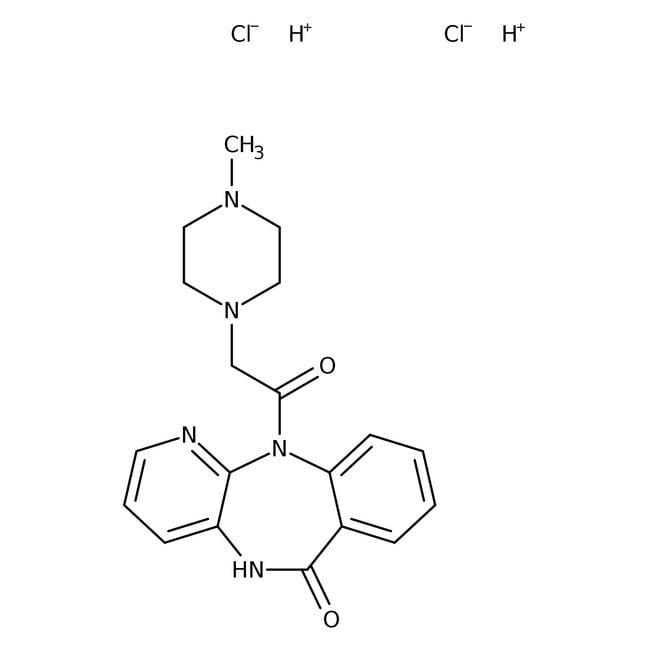 Alfa Aesar  Pirenzepine dihydrochloride, 99%