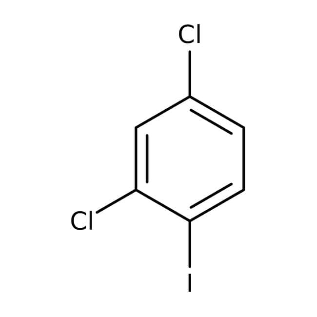 2,4-Dichloro-1-iodobenzene, 97%, Maybridge™
