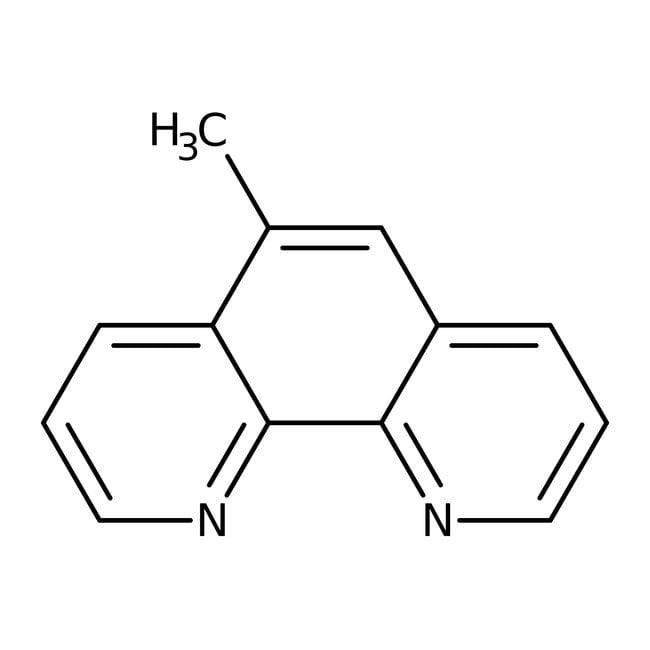 5-Methyl-1,10-phenanthroline Hydrate [for Colorimetric Determination of Iron], TCI America™