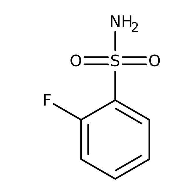 Alfa Aesar™2-Fluorobenzenesulfonamide, 97% 1g Alfa Aesar™2-Fluorobenzenesulfonamide, 97%