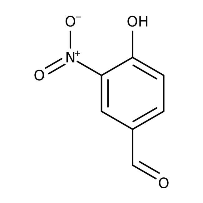 4-Hydroxy-3-nitrobenzaldehyde, 97%, ACROS Organics™