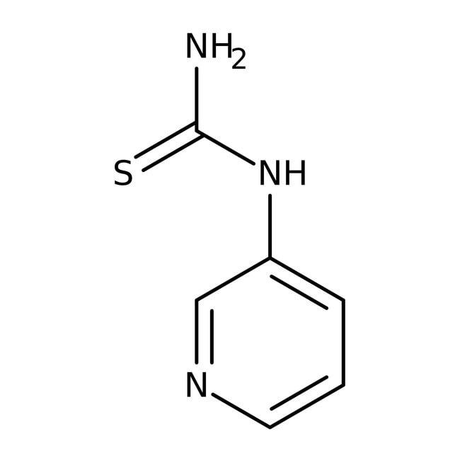 Alfa Aesar™N-(3-Pyridyl)thioharnstoff, ≥ 98% 5g Alfa Aesar™N-(3-Pyridyl)thioharnstoff, ≥ 98%