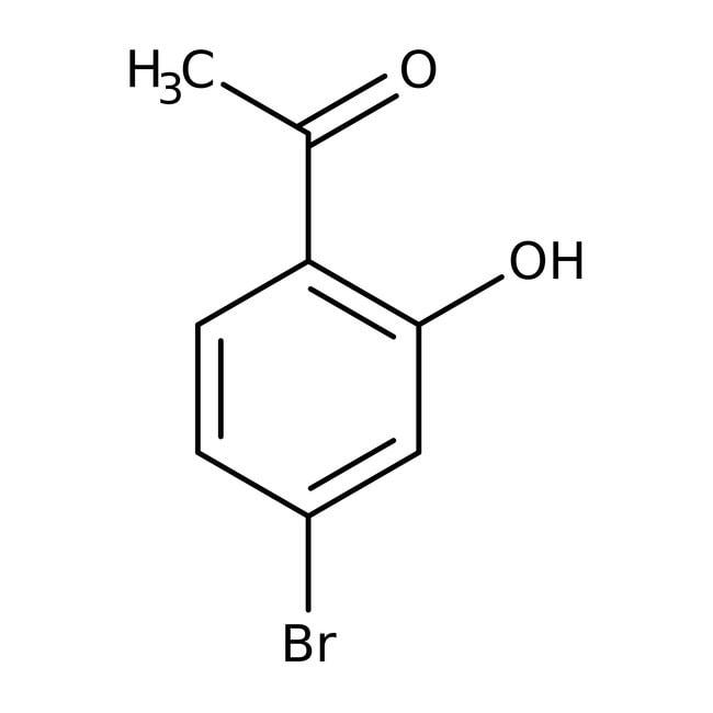 Alfa Aesar™4'-Bromo-2'-hydroxyacetophenone, 95% 1g Alfa Aesar™4'-Bromo-2'-hydroxyacetophenone, 95%