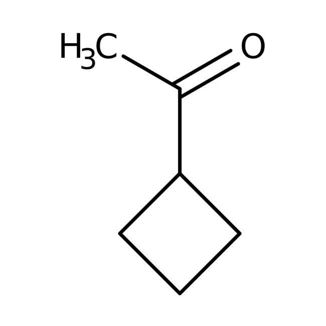 Cyclobutyl methyl ketone, 98%, ACROS Organics
