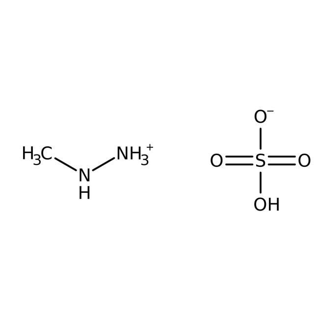 Methylhydrazine Sulfate 98.0 %, TCI America