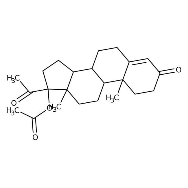 17alpha-Hydroxyprogesterone Acetate 98.0+%, TCI America™