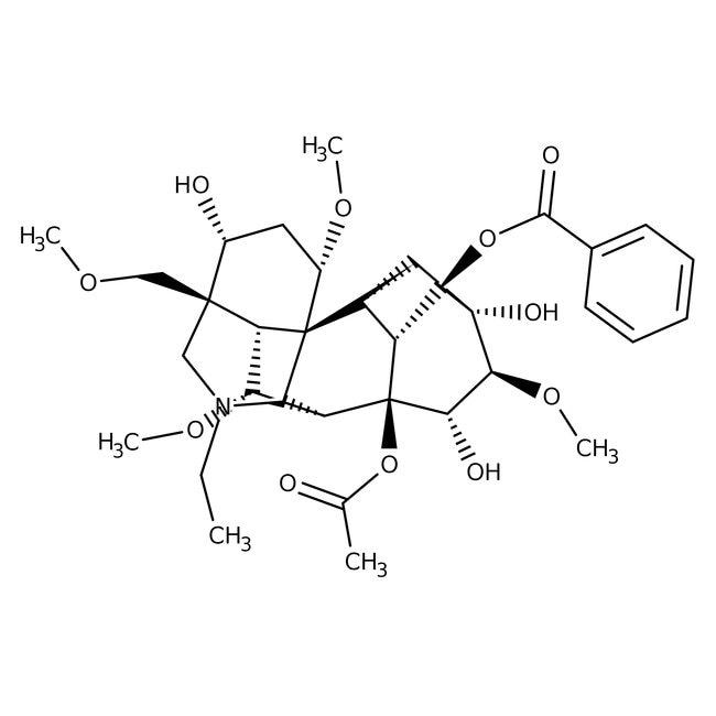 Alfa Aesar™Aconitine, 98%