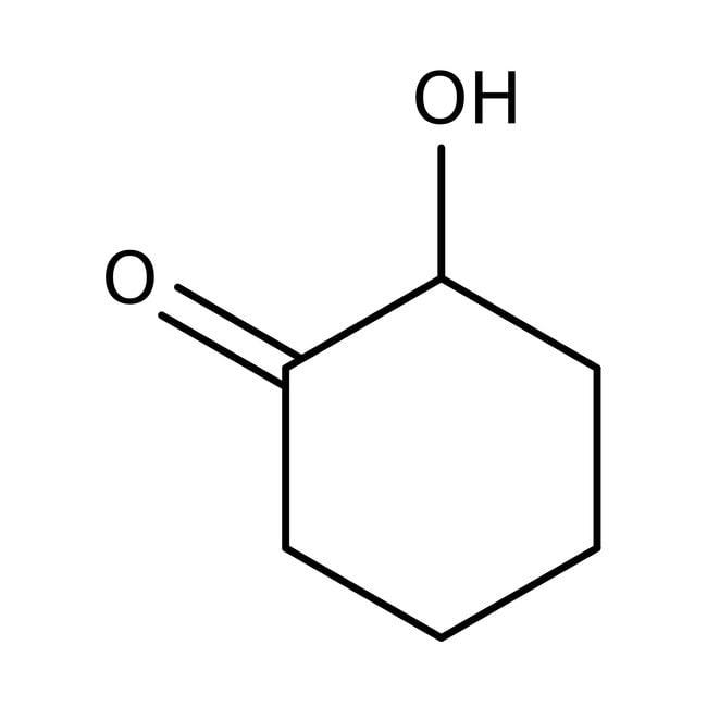 Alfa Aesar™Dimère de 2-hydroxycyclohexanone, 90+% 5g Alfa Aesar™Dimère de 2-hydroxycyclohexanone, 90+%
