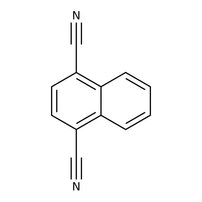 Alfa Aesar™Naphthalene-1,4-dicarbonitrile, 98+% 25g Alfa Aesar™Naphthalene-1,4-dicarbonitrile, 98+%