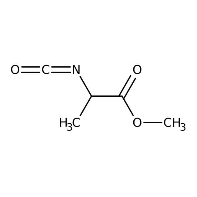 Methyl (S)-(-)-2-Isocyanatopropionate 98.0+%, TCI America™