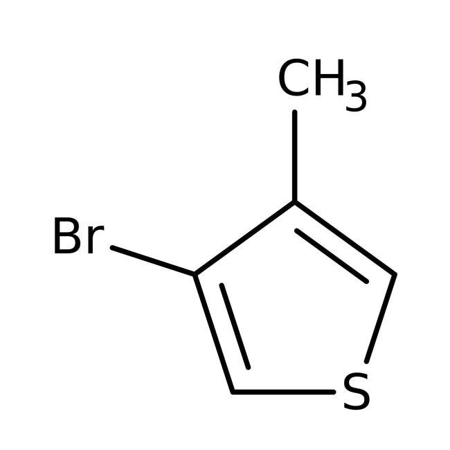 3-Bromo-4-methylthiophene, 95%, ACROS Organics