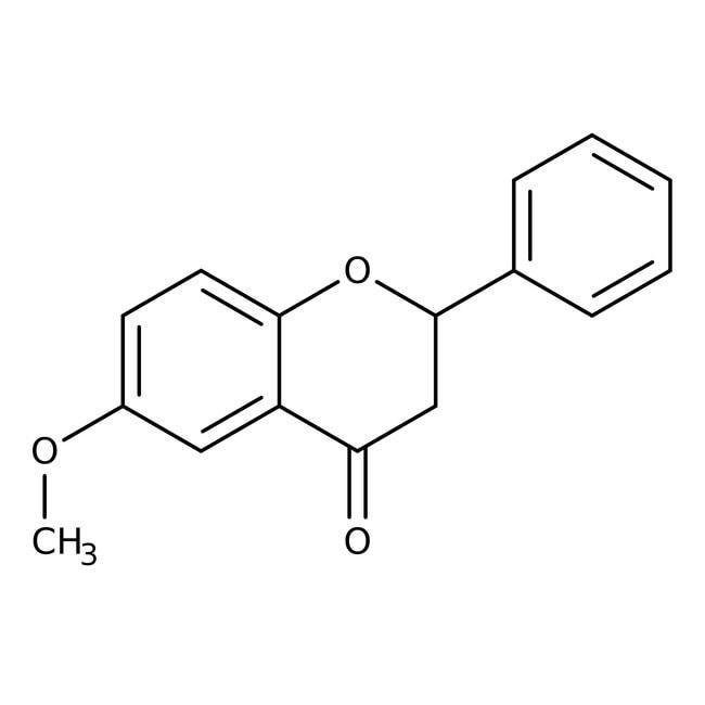 Alfa Aesar™6-Metoxiflavanona, 98 % 25g Alfa Aesar™6-Metoxiflavanona, 98 %