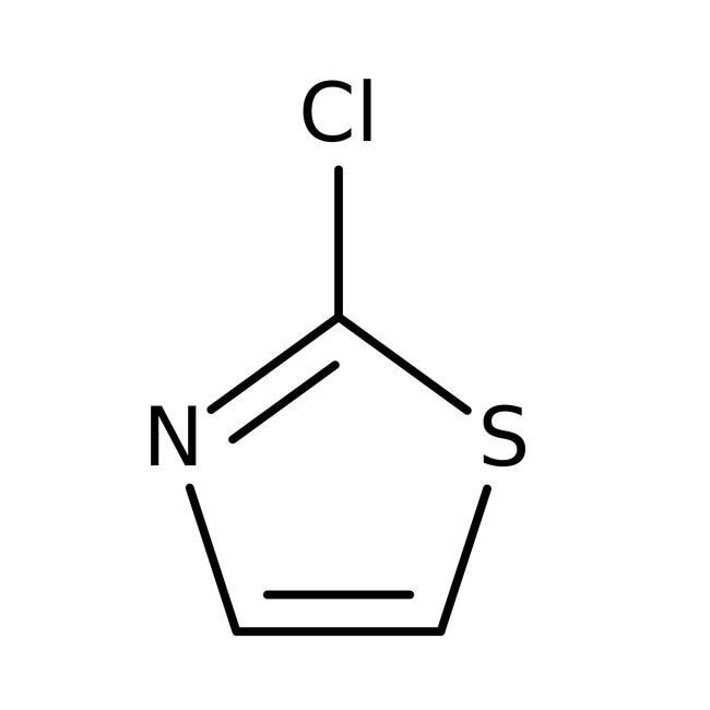 2-Chloro-1,3-thiazole, ≥97%, Maybridge™ Amber Glass Bottle; 250mg prodotti trovati