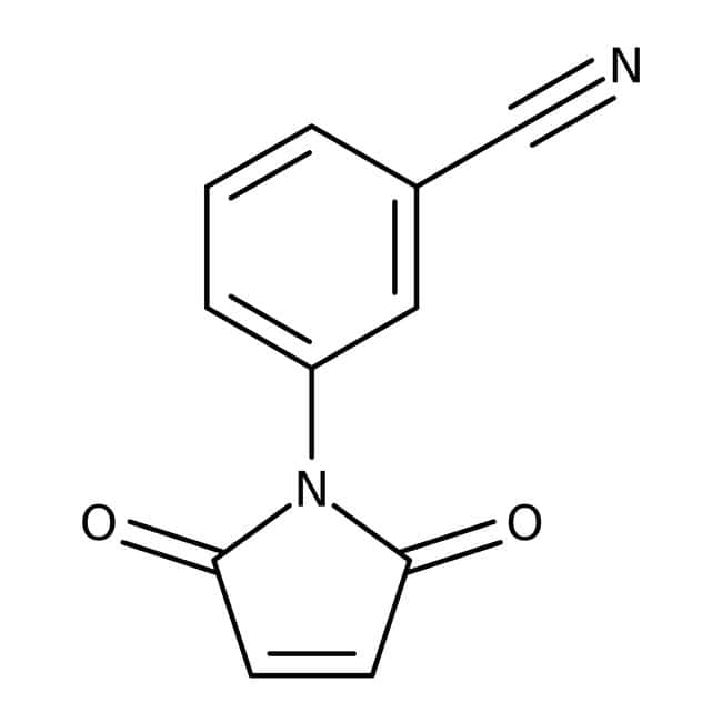 Alfa Aesar™3-Maleimidobenzonitrile, 97% 5g Alfa Aesar™3-Maleimidobenzonitrile, 97%