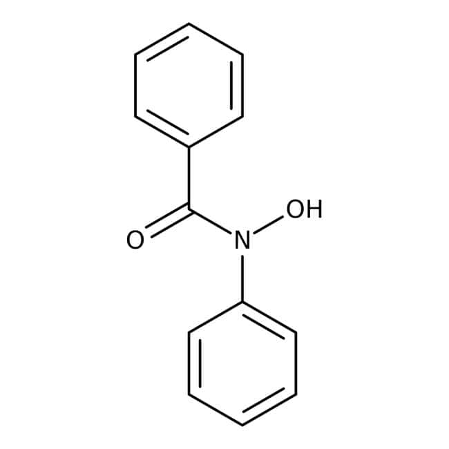 N-Phenylbenzohydroxamic acid, 98%, ACROS Organics™