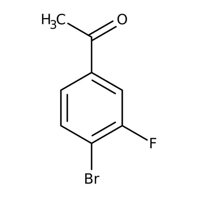 Alfa Aesar™4-Bromo-3-fluoroacetophenone, 96% 1g Alfa Aesar™4-Bromo-3-fluoroacetophenone, 96%