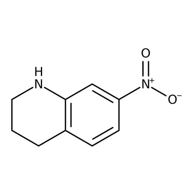 Alfa Aesar™7-Nitro-1,2,3,4-tetrahydroquinoline, 95% 1g Alfa Aesar™7-Nitro-1,2,3,4-tetrahydroquinoline, 95%