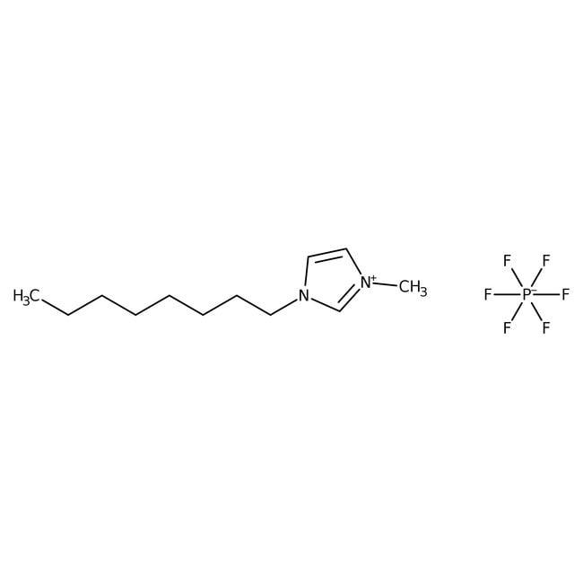 1-Methyl-3-n-octylimidazolium Hexafluorophosphate 98.0+%, TCI America™